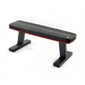 Halterbanken - Krachtapparatuur - kopen - Adidas flat Bench
