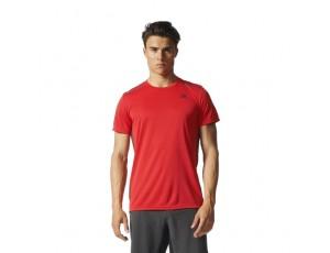 Fitnesskleding Heren - Heren Shirts en Polo's - kopen - Adidas Cool 365 Tee Heren sportshirt