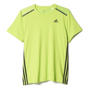 Fitnesskleding Heren - Heren Shirts en Polo's - kopen - Adidas Cool 365 t-shirt Heren sportshirt