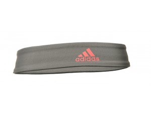 Overige fitnessartikelen - kopen - Adidas Haarband – Grijs