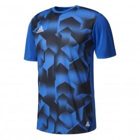 Fitnesskleding Heren - Heren Shirts en Polo's - kopen - Adidas Tango Cage Heren sportshirt