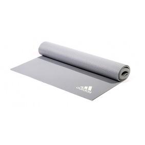 Yoga & Pilates - kopen - Adidas Yoga Mat 173 x 61 x 0,4 cm – Grijs