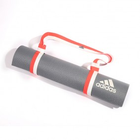 Yoga & Pilates - kopen - Adidas band voor Yoga mat 153 x 4 x 0,1 cm – Grijs