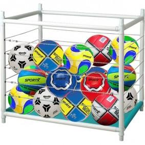 Opbergrekken - kopen - Ballen rek – 1 Etage