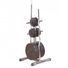Accessoires en Gadgets - Opbergrekken - kopen - Body-Solid GSWT – Halter-Schijf/Stang opbergsysteem