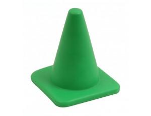 Pionnen & Markering - kopen - Brede Super Soft Kegel – 10 cm groen