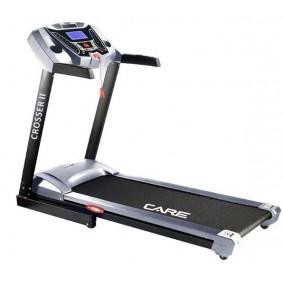 Cardioapparatuur - Loopbanden - kopen - Care Fitness Loopband Crosser II 168 x 75 x 133 cm