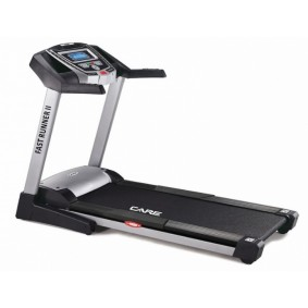 Cardioapparatuur - Loopbanden - kopen - Care Fitness Loopband Fast Runner II 195 x 85 x 135 cm