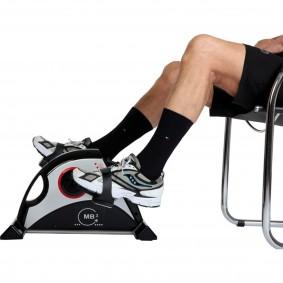 Cardioapparatuur - Hometrainers - kopen - Christopeit Mini Bike MB-3