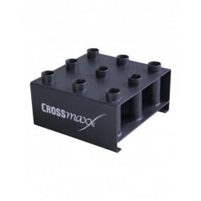 Accessoires en Gadgets - Opbergrekken - kopen - Crossmaxx 9 bar houder (zwart)