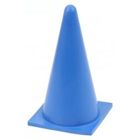 Pionnen & Markering - kopen - Flexibele Kegel – Rubber – 23 cm blauw