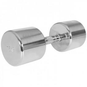 Halterbanken - Krachtapparatuur - kopen - Chroom Dumbell 17,5 kg (1 x 17,5 kg)