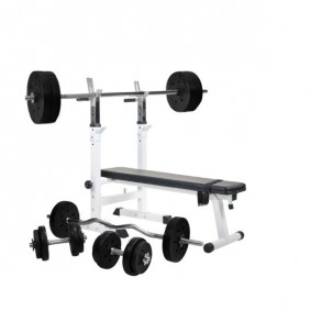 Halterbanken - Krachtapparatuur - kopen - Aerobic Halterset 20 kg