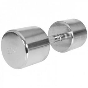 Halterbanken - Krachtapparatuur - kopen - Chroom Dumbell 20 kg (1 x 20 kg)
