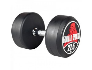 Halterbanken - Krachtapparatuur - kopen - Dumbell 27,5 kg (1 x 27,5 kg)