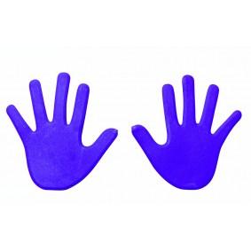 Pionnen & Markering - kopen - Hand Vloermarkering blauw