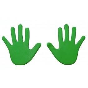 Pionnen & Markering - kopen - Hand Vloermarkering groen