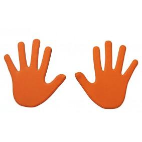 Pionnen & Markering - kopen - Hand Vloermarkering oranje