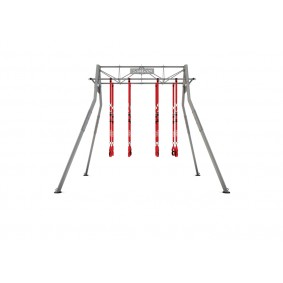 Suspension Training - kopen - Jordan 2 m Suspensie Trainingstation – Tot 4 Gebruikers