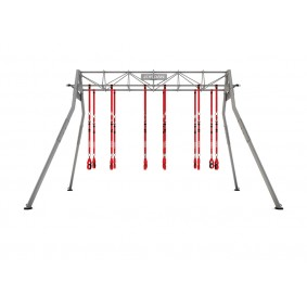 Suspension Training - kopen - Jordan 3 m Suspensie Trainingstation – Tot 6 Gebruikers