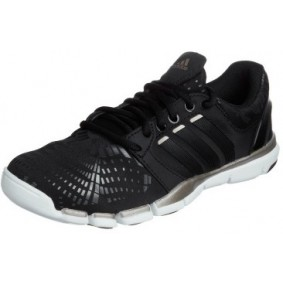 Fitness schoenen - Sportschoenen en Accessoires - kopen - adidas Adipure TR 360 Dames Fitnesschoenen Zwart Maat 37 1/3