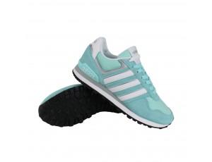 Fitness schoenen - Sportschoenen en Accessoires - kopen - adidas 10K Casual schoenen dames mint/wit