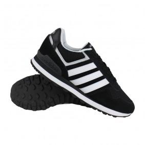 Fitness schoenen - Sportschoenen en Accessoires - kopen - adidas 10K Casual schoenen dames zwart/wit