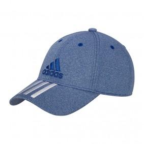 Fitnesskleding Heren - kopen - adidas 3-stripes Classic cap blauw/wit