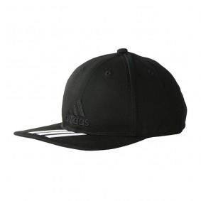 Fitnesskleding Heren - kopen - adidas 3-stripes Classic cap zwart/wit