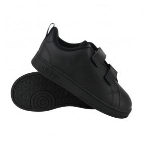 Fitness schoenen - Sportschoenen en Accessoires - kopen - adidas Advantage Clean CMF fitnessschoenen kids zwart