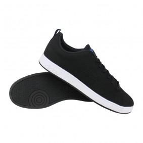 Fitness schoenen - Sportschoenen en Accessoires - kopen - adidas Advantage Clean VS schoenen heren zwart/wit