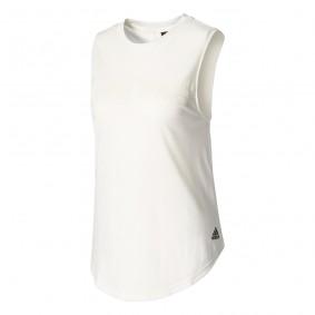 Fitnesskleding Dames - kopen - adidas Away Day tank top dames wit/zwart