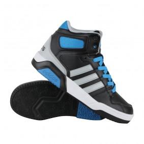 Fitness schoenen - Sportschoenen en Accessoires - kopen - adidas BB9TIS schoenen kids zwart/wit/blauw