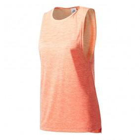 Fitnesskleding Dames - kopen - adidas Box Mel fitnesstop dames oranje