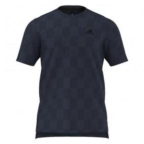 Fitnesskleding Heren - kopen - adidas Check shirt heren marine