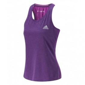 Fitnesskleding Dames - kopen - adidas ClimaChill tanktop dames paars