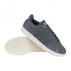 Fitness schoenen - Sportschoenen en Accessoires - kopen - Adidas Cloudfoam Advantage fitnessschoenen grijs/wit