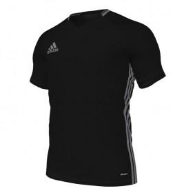 Fitnesskleding Heren - kopen - adidas Condivo16 shirt heren zwart/wit