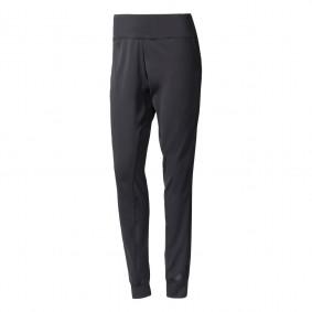 Fitnesskleding Dames - kopen - adidas D2M Cuff trainingsbroek dames zwart