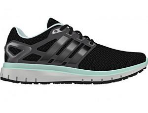 Fitness schoenen - Sportschoenen en Accessoires - kopen - adidas Energy Cloud WTC hardloopschoenen dames zwart/mint/wit