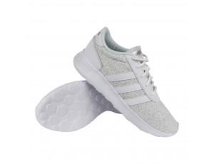 Fitness schoenen - Sportschoenen en Accessoires - kopen - adidas Lite Racer fitnessschoenen dames wit/panter print