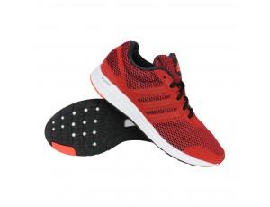 Fitness schoenen - Sportschoenen en Accessoires - kopen - adidas Mana Bounce hardloopschoenen heren rood/zwart/wit