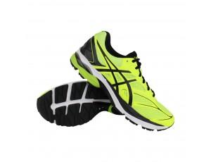 Fitness schoenen - Sportschoenen en Accessoires - kopen - Asics Gel-Pulse 8 hardloopschoenen heren geel/zwart