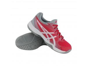 Fitness schoenen - Sportschoenen en Accessoires - kopen - Asics Gel-Task fitnessschoenen dames roze/grijs/wit