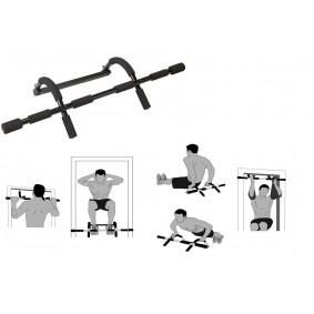 Accessoires en Gadgets - Opdruksteunen - kopen - Doorway chinningbar deluxe RS Sports