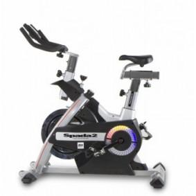 Cardioapparatuur - Spinningfietsen - kopen - BH Spada II (dubbele weerstand)