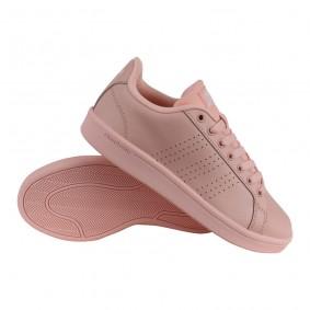 Fitness schoenen - Sportschoenen en Accessoires - kopen - Adidas Cloudfoam Advantage Clean schoenen dames roze