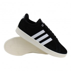 Fitness schoenen - Sportschoenen en Accessoires - kopen - adidas Cloudfoam Advantage schoenen heren zwart/wit