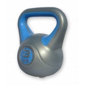 Kettlebells - Krachtapparatuur - kopen - Aerobic kettlebells 3 KG