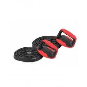 Accessoires en Gadgets - Opdruksteunen - kopen - Lifemaxx 3-way push-up twister
